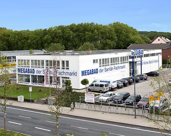 MEGABAD Store in Bochum