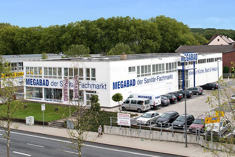 Der MEGABAD Store Bochum