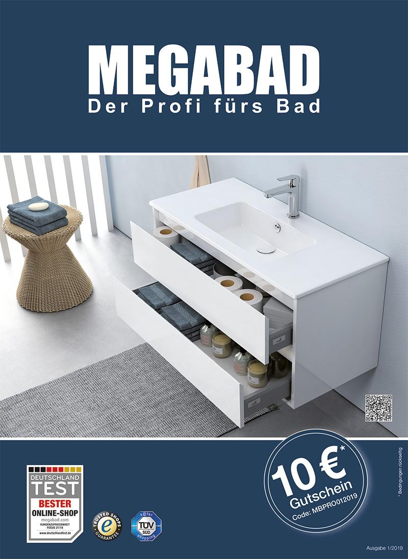Unser Katalog Für Bad Und Küche Megabad
