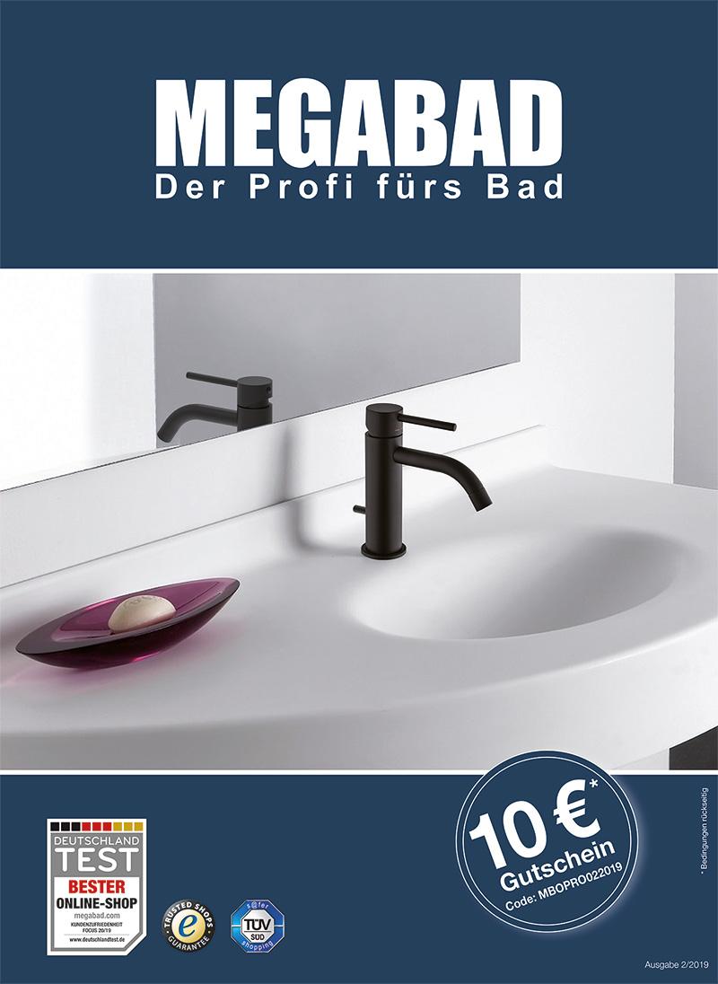 Unser Katalog für Bad und Küche - MEGABAD
